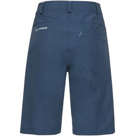 VAUDE Tekoa Shorts Women fjord blue